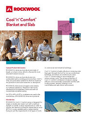 Cool-n-Comfort Exterior Wall Insulation_