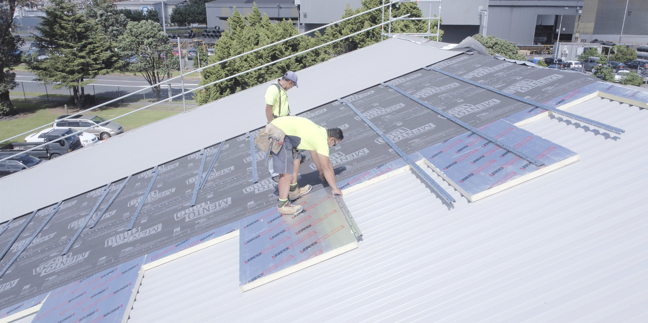 Tricore installed on Auckland warehouse