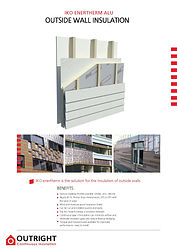Outright Outside Wall Insulation Brochur