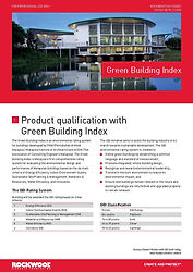 SustainabilityProduct Qualification with