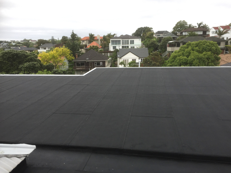 Charcoal Nuratherm Roof in Orakei