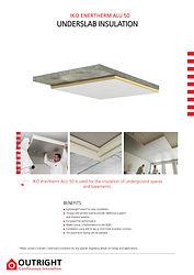 Outright Basement Insulation Brochure.jp