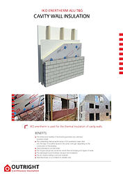 Outright Cavity Wall Insulation Brochure