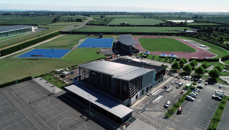 Hawkes Bay Sports Centre