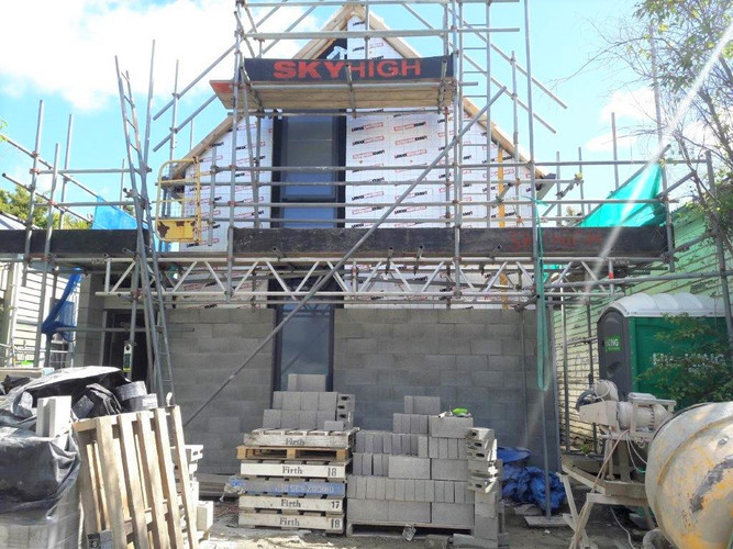 Outright being installed on new build