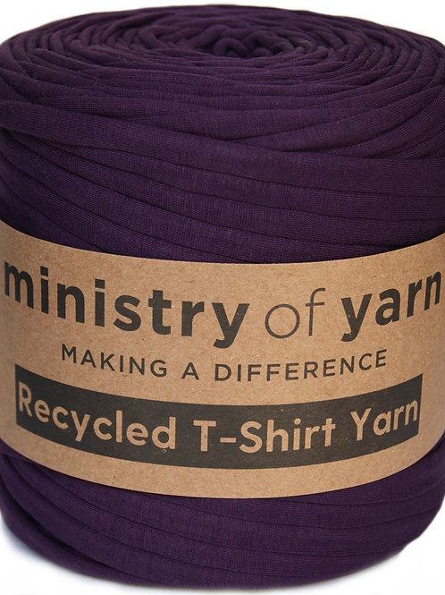 Deep Purple T-shirt Yarn