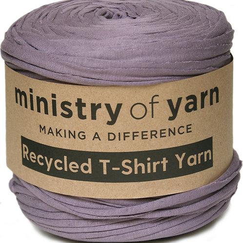Stormy Mauve T-shirt Yarn