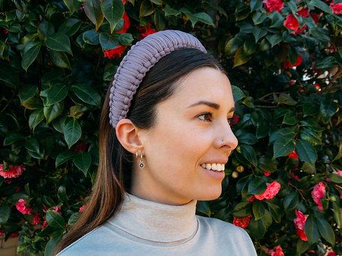 Macrame Headband Thick