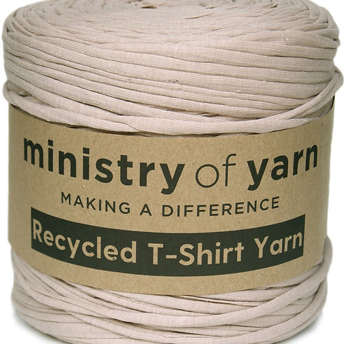Tan Sand T-shirt Yarn