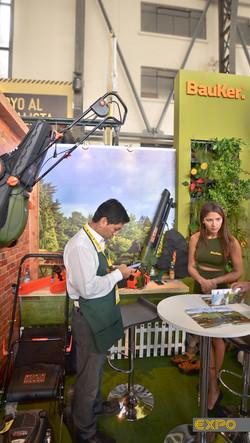 Bauker Jardín - Feria CES