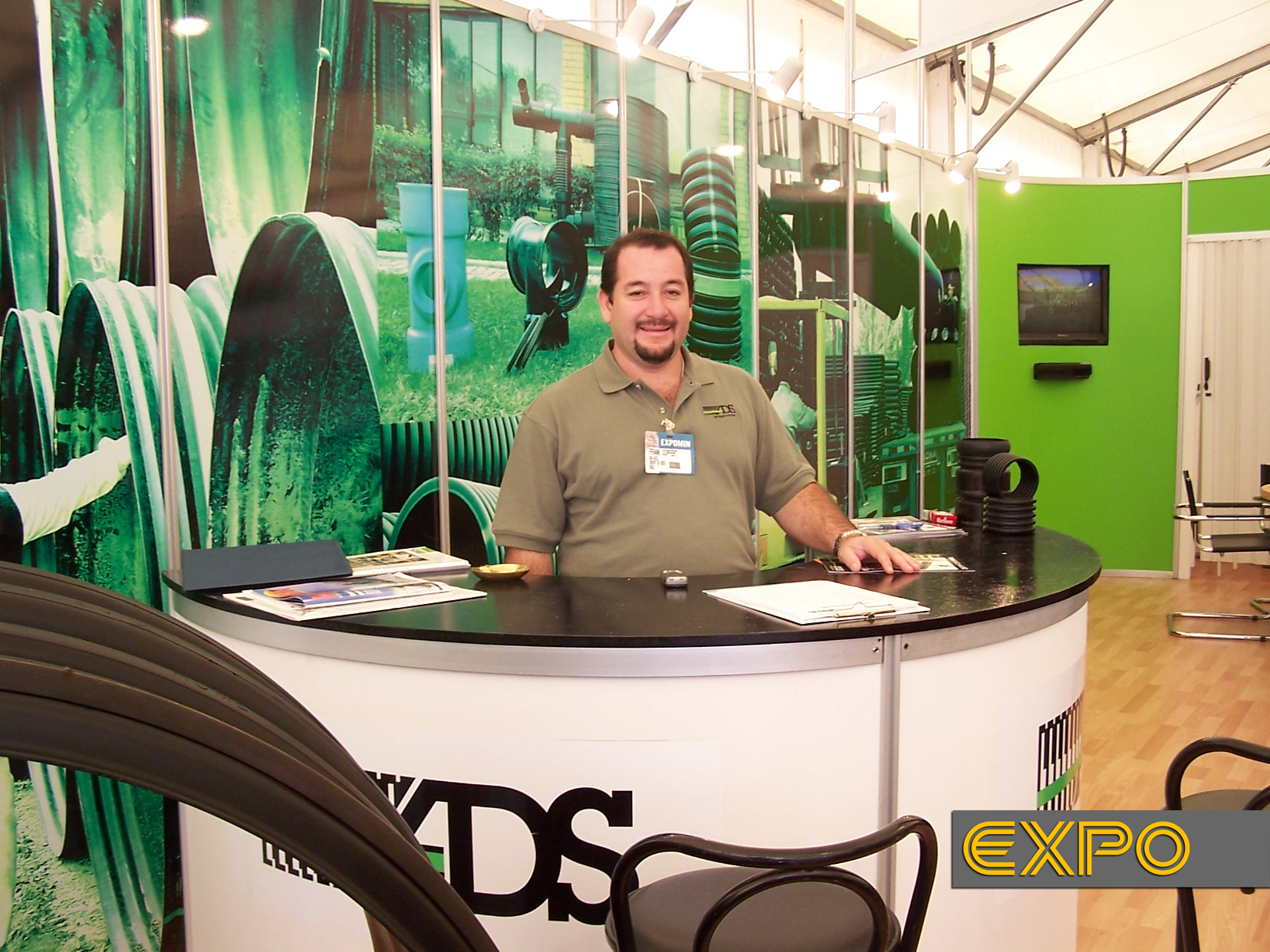 ADS Conexiones - Expomin 2006