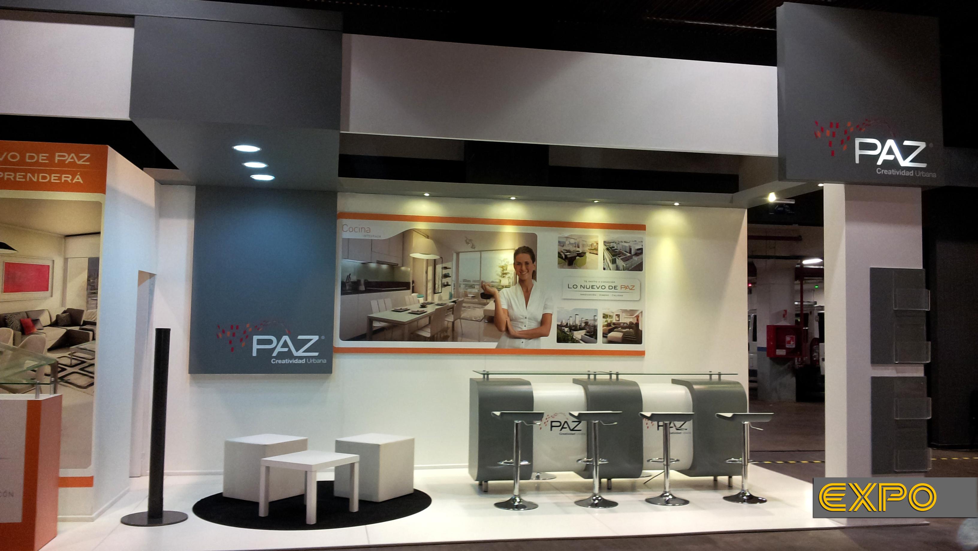 Inmobiliaria PAZ - Feria SICH 2012