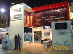 Inmobiliaria PAZ - Expovivienda 2009