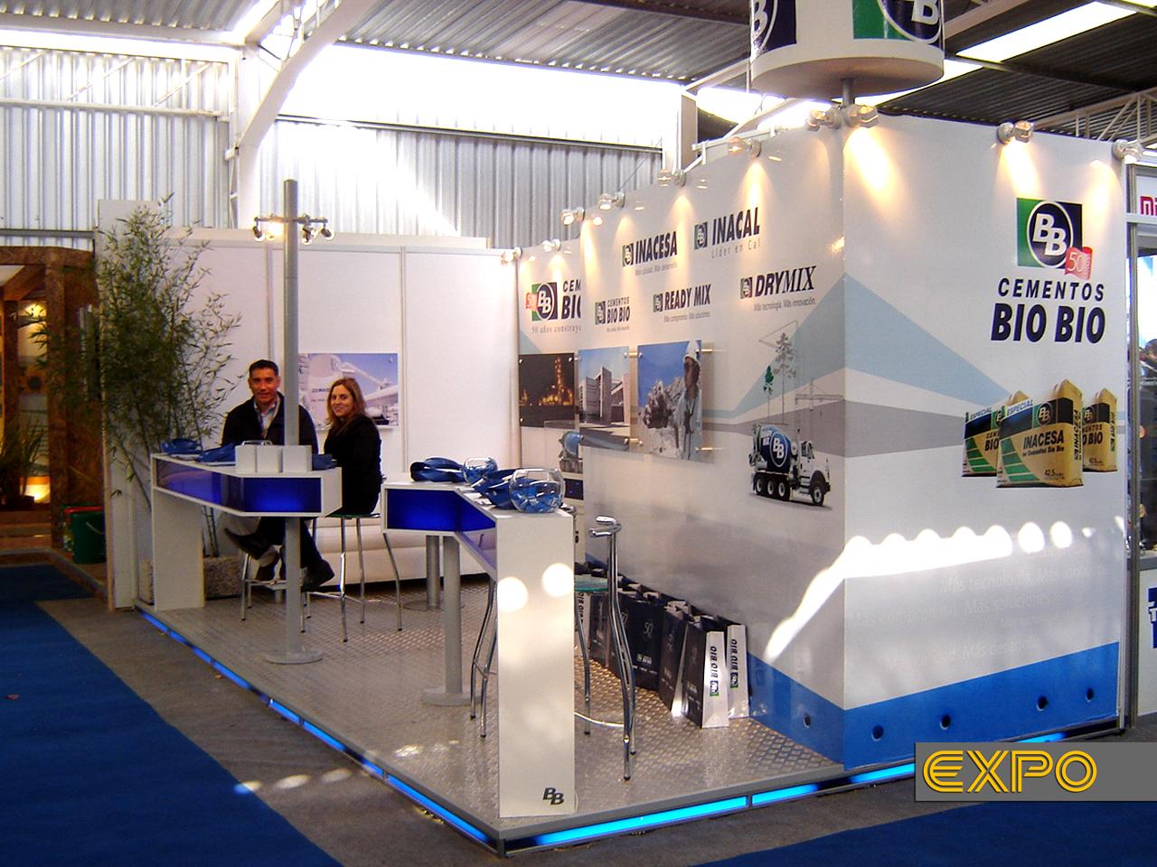 Cementos Bio Bio - Exponor 2007