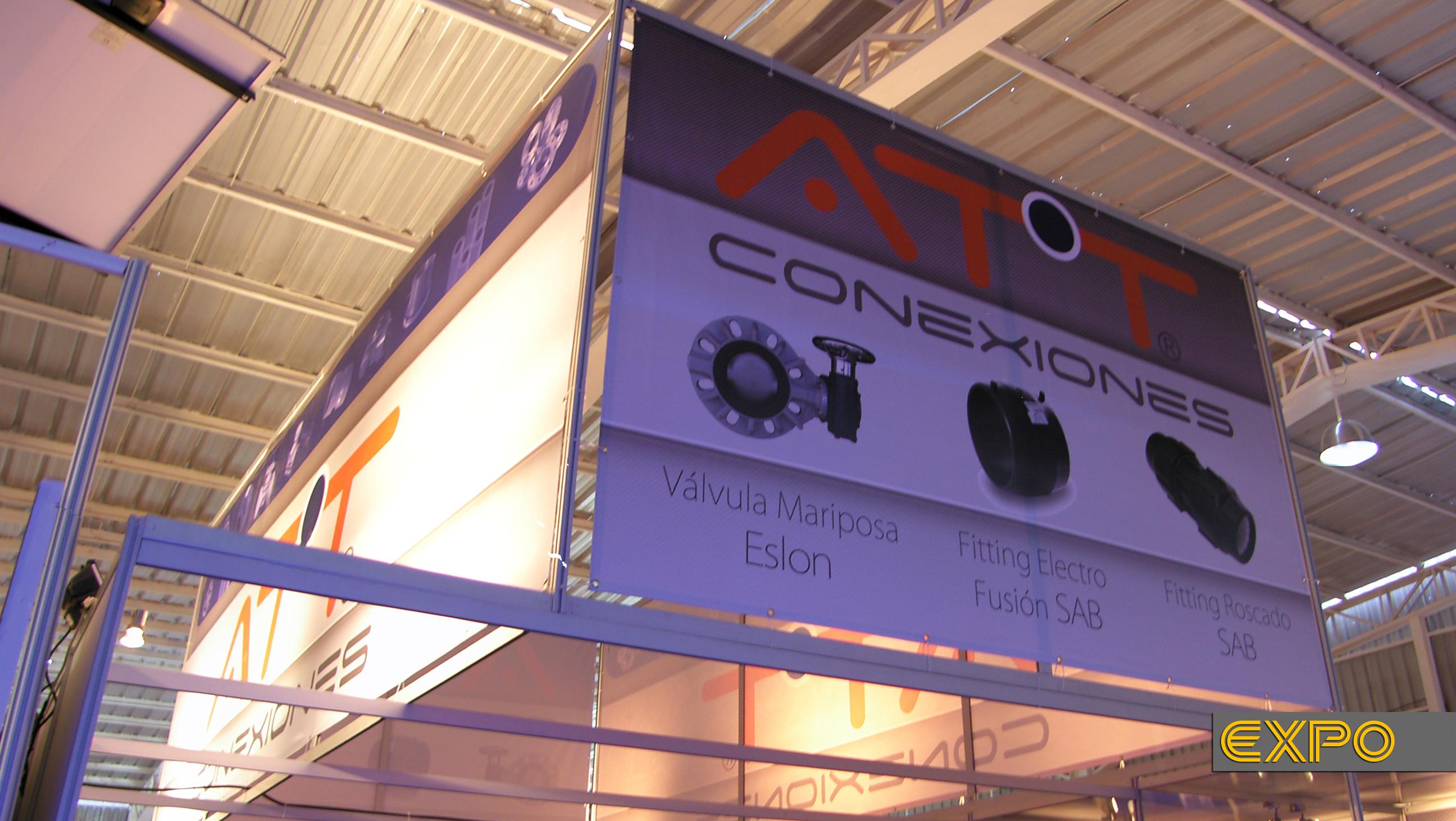 ATT Conexiones - Exponor 2013