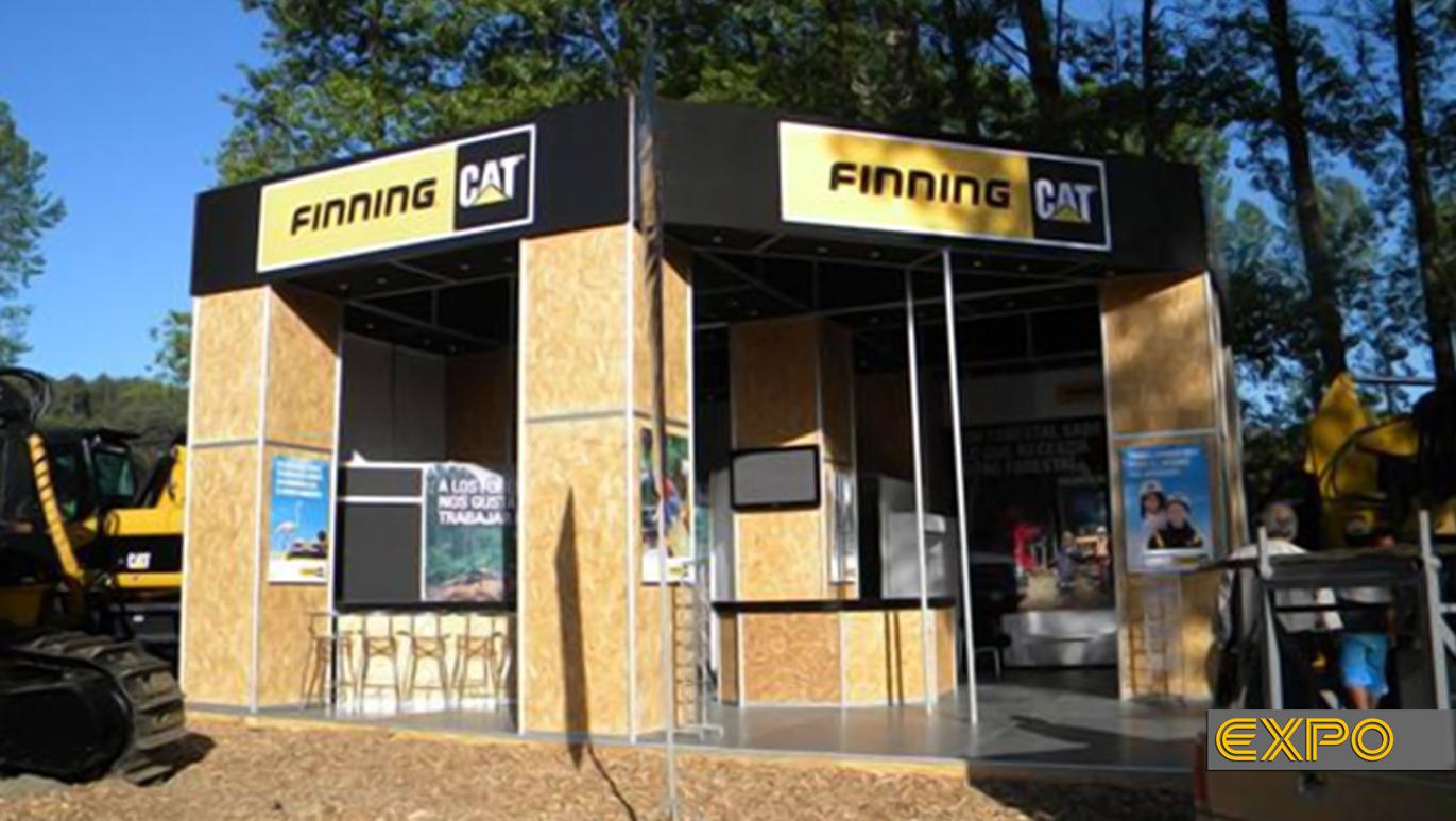 Finning CAT - Expocorma 2009