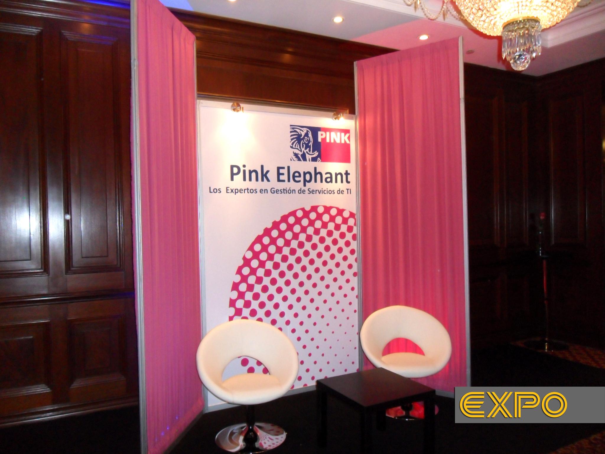 Evento - Pink Elephant 2012