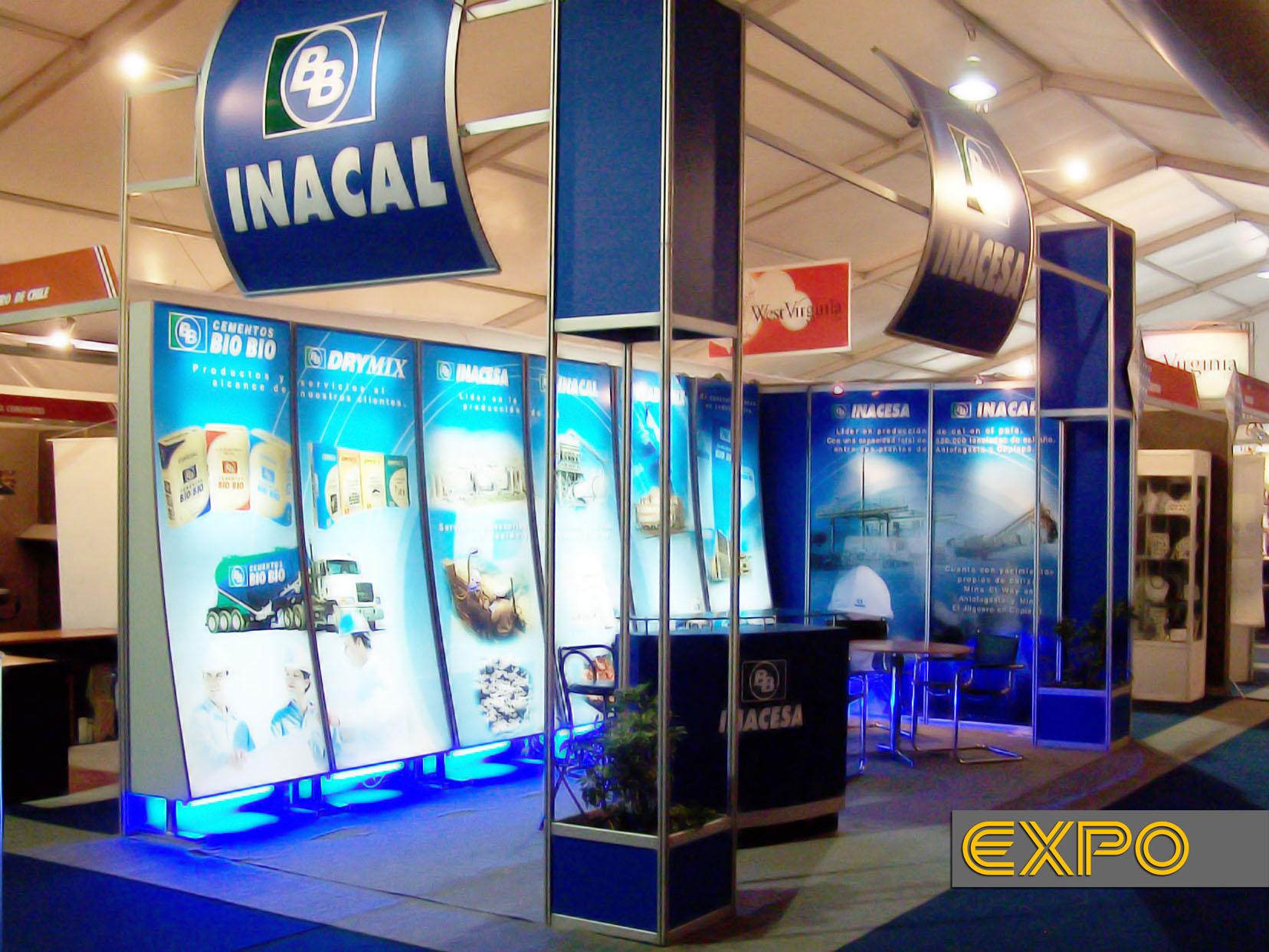 Cementos Bio Bio - Expomin 2006