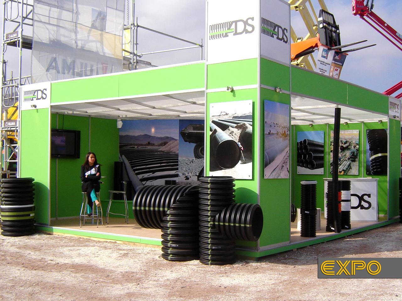 ADS Conexiones - Exponor 2007
