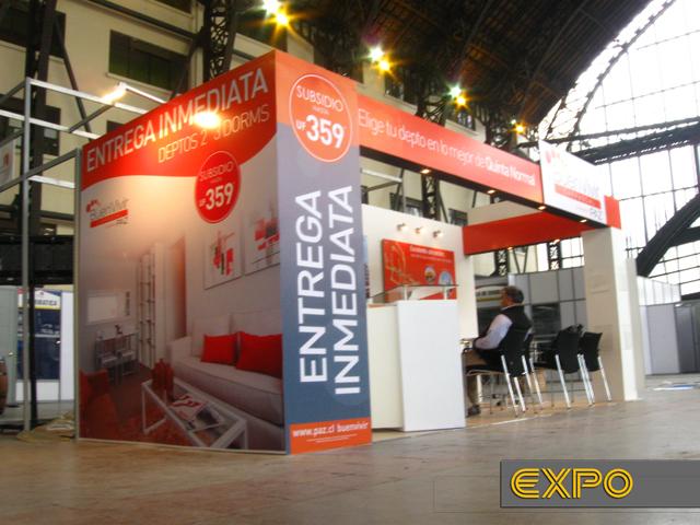 Inmobiliaria PAZ - Expovivienda 2012