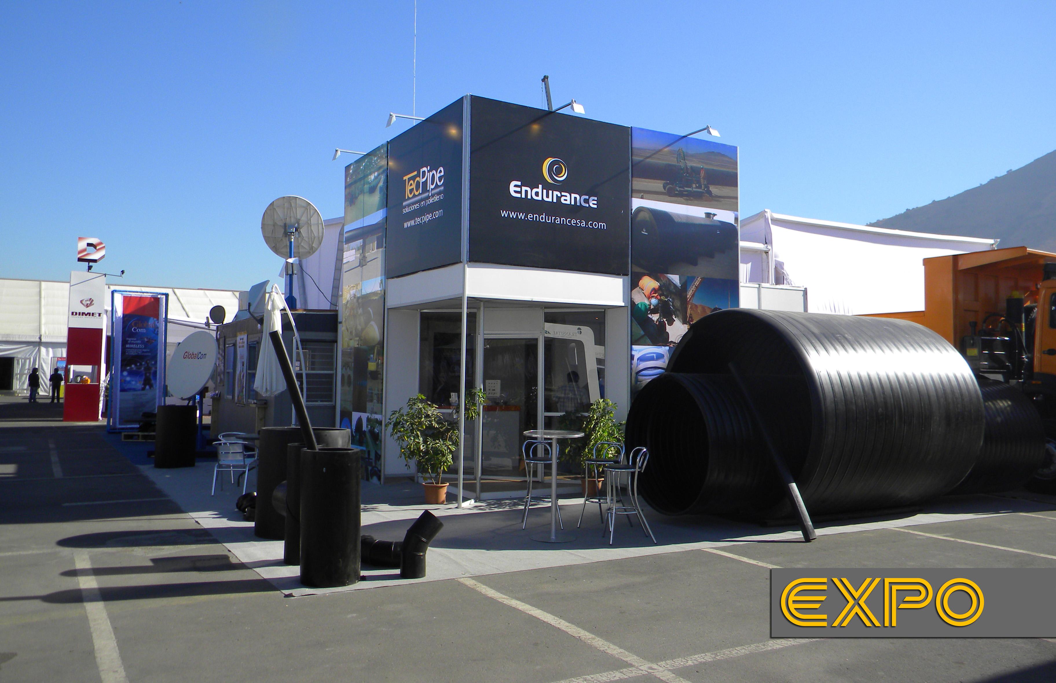 TecPipe - Expomin 2010