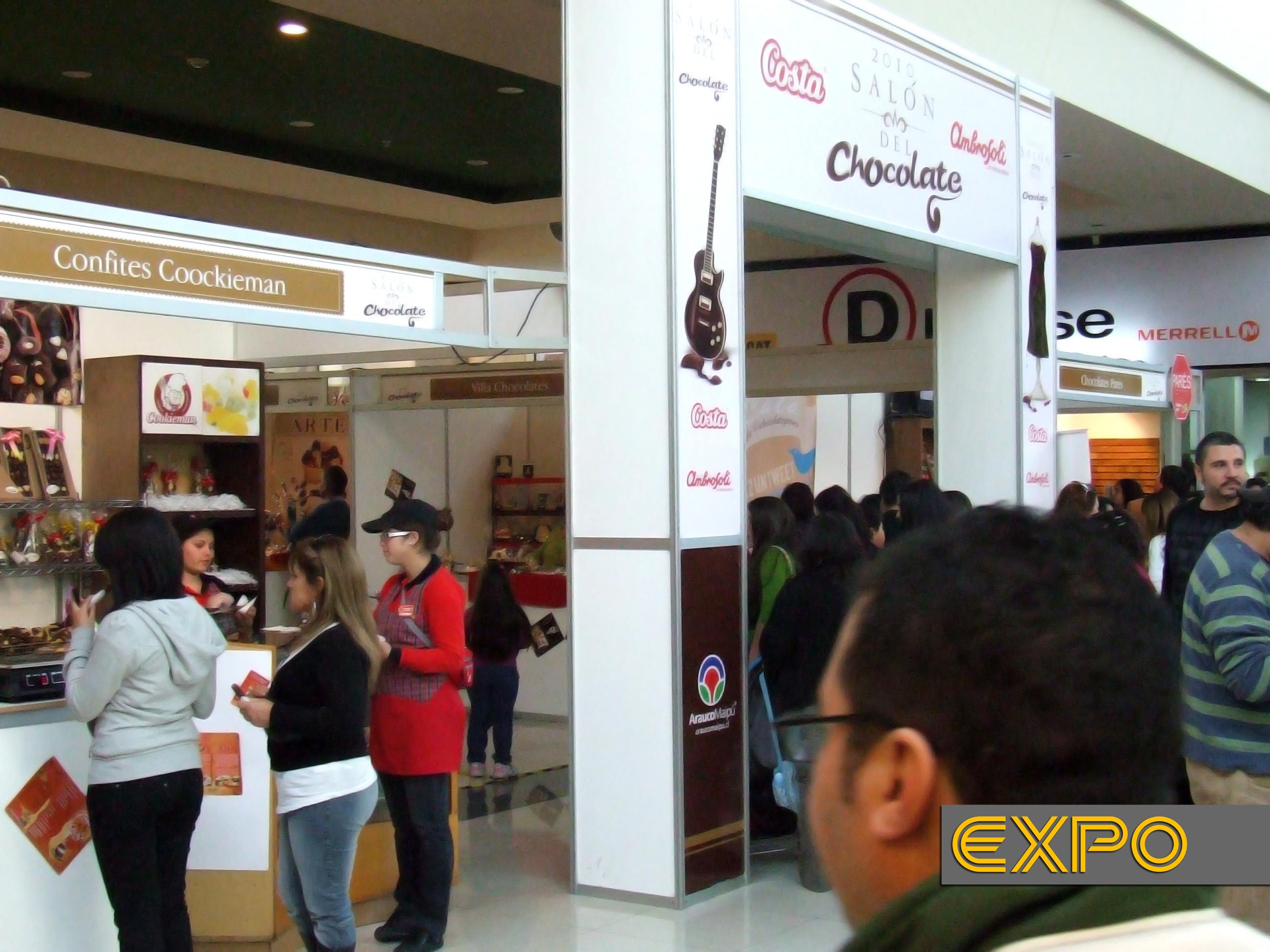 Salón del Chocolate 2010