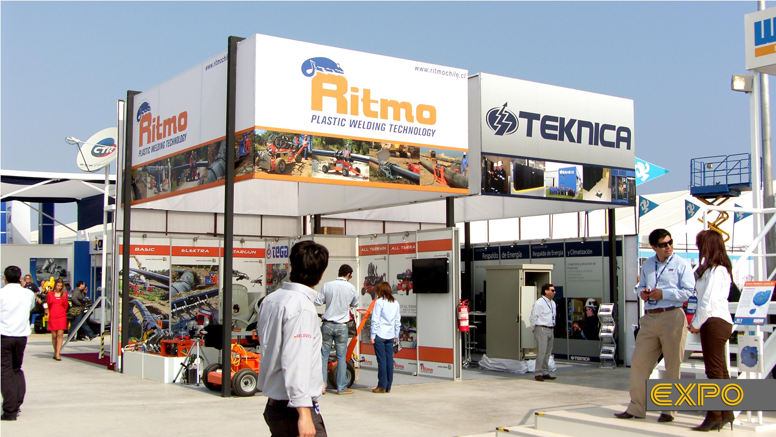 Ritmo / Teknica - Exponor 2013