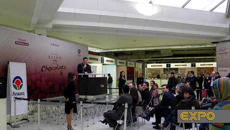 Salón del Chocolate 2011