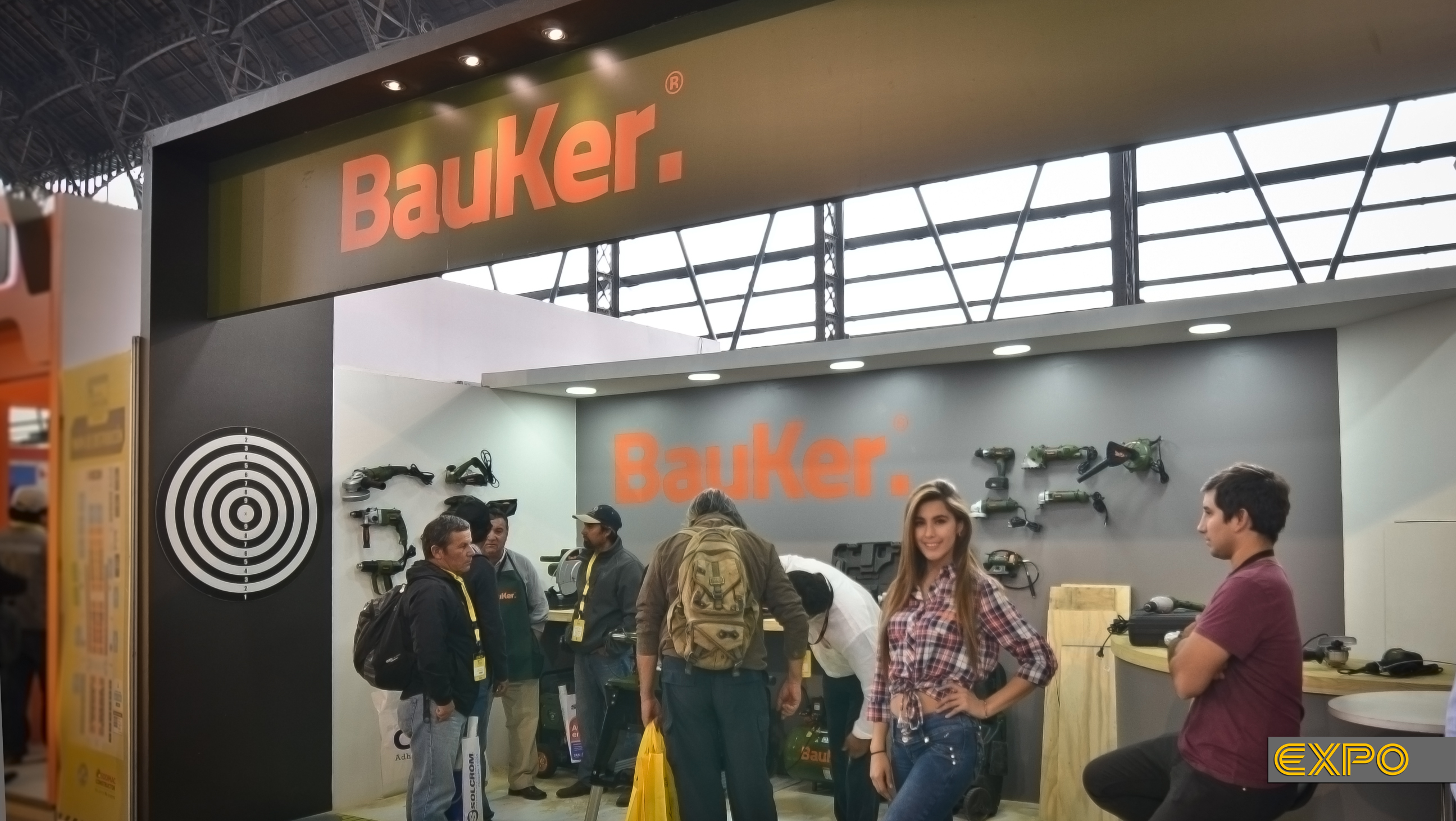 Stand Bauker - Feria CES 2016