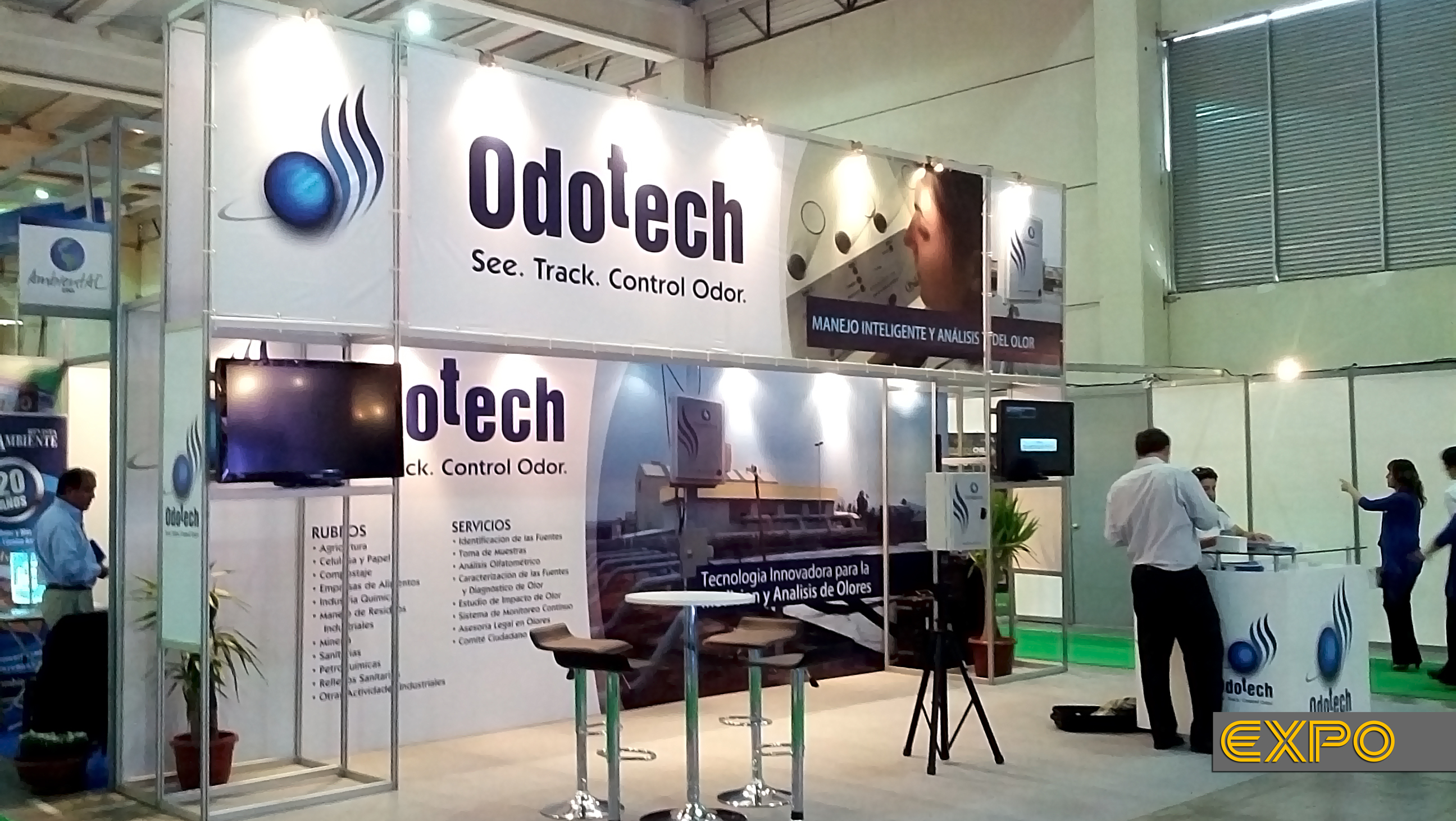 Odotech - Expo AmbientAL 2013