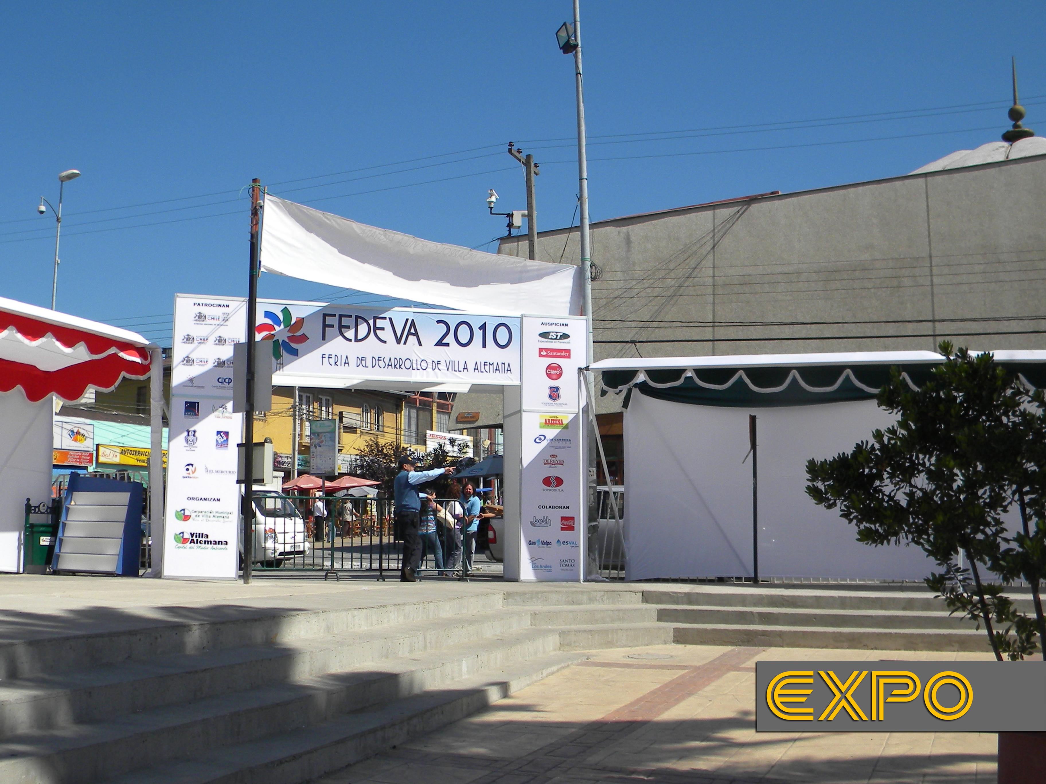 Feria Fedeval - 2010