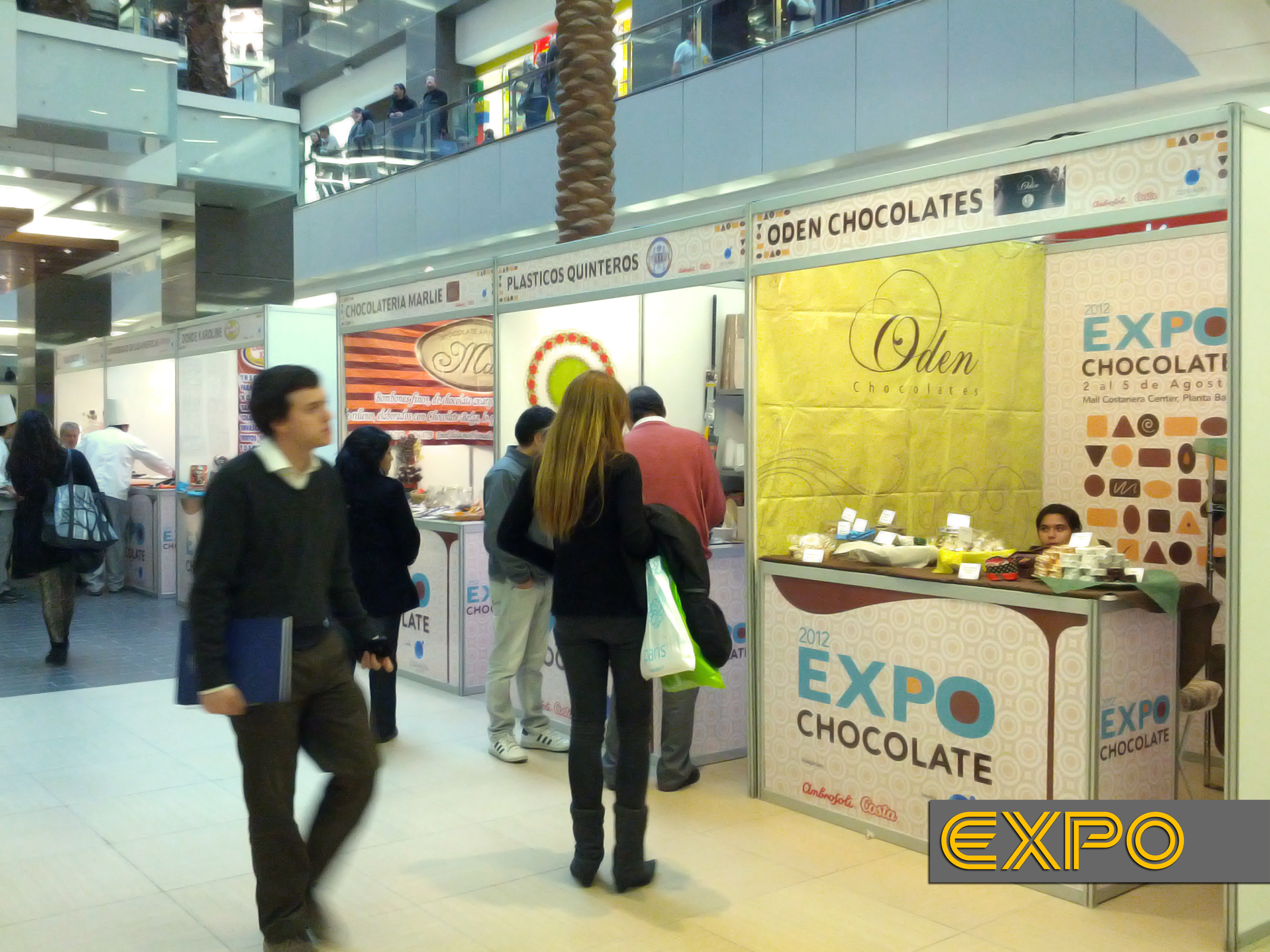 Expo Chocolate 2012