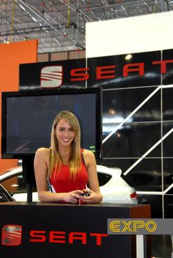 Seat - Salón del Automóvil 2008