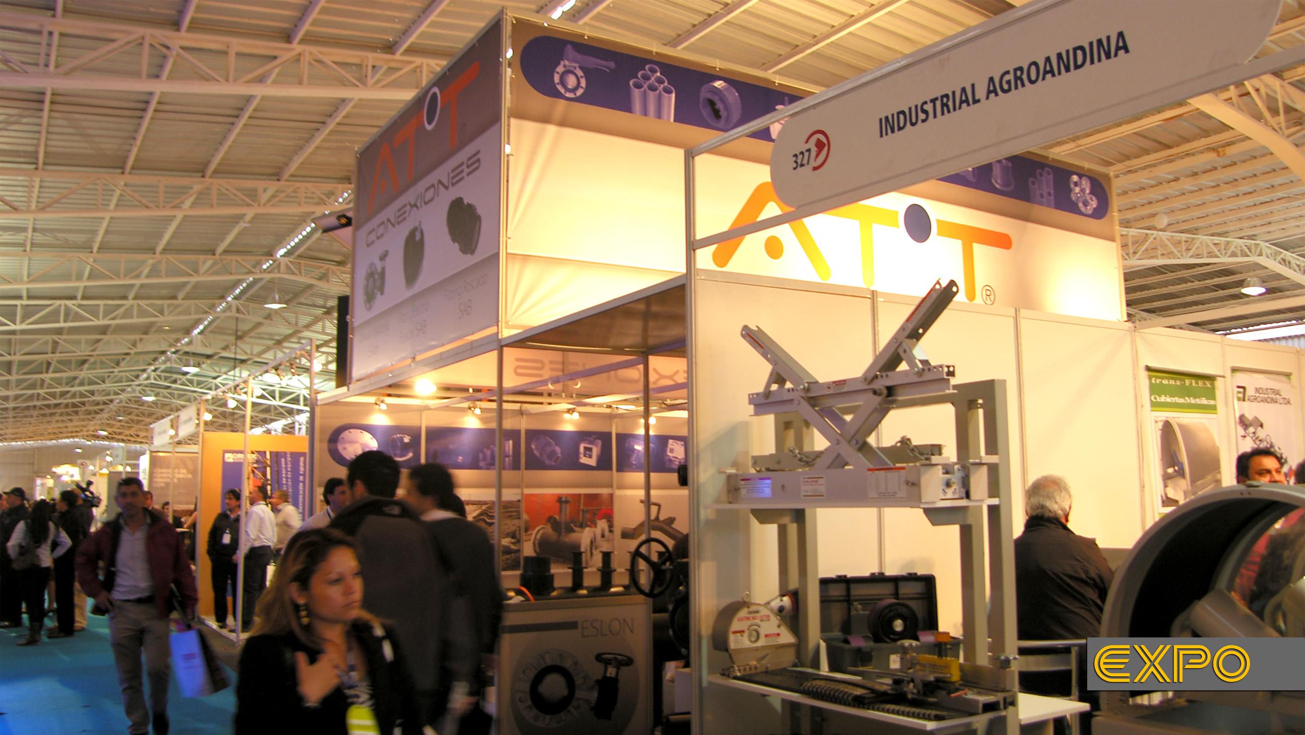 ATT - Exponor 2013