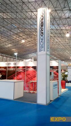 Tecnograbados - Expomin 2014