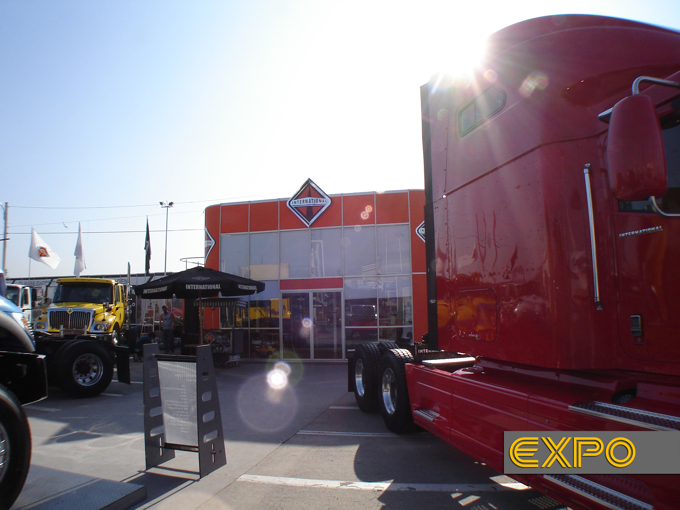 International - Feria del Transporte