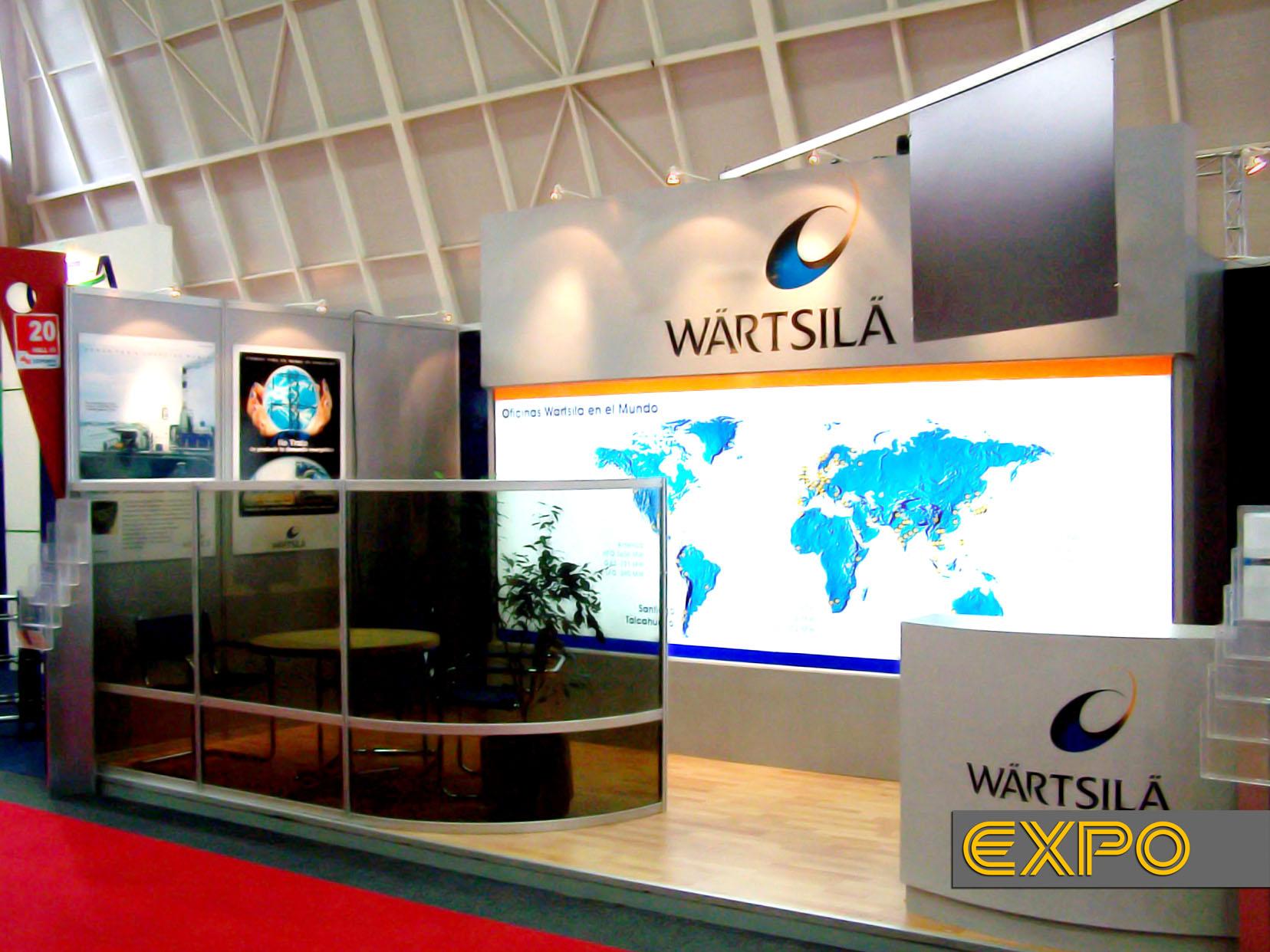 Wartsila - Expomin 2006