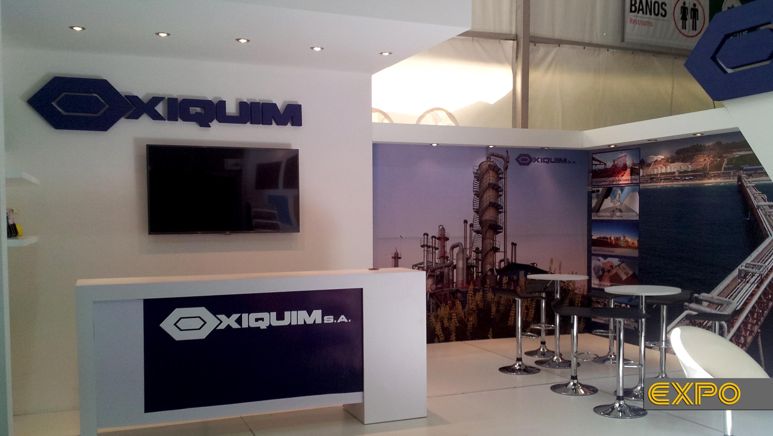 Expo - Oxiquim - Expocorma 2013