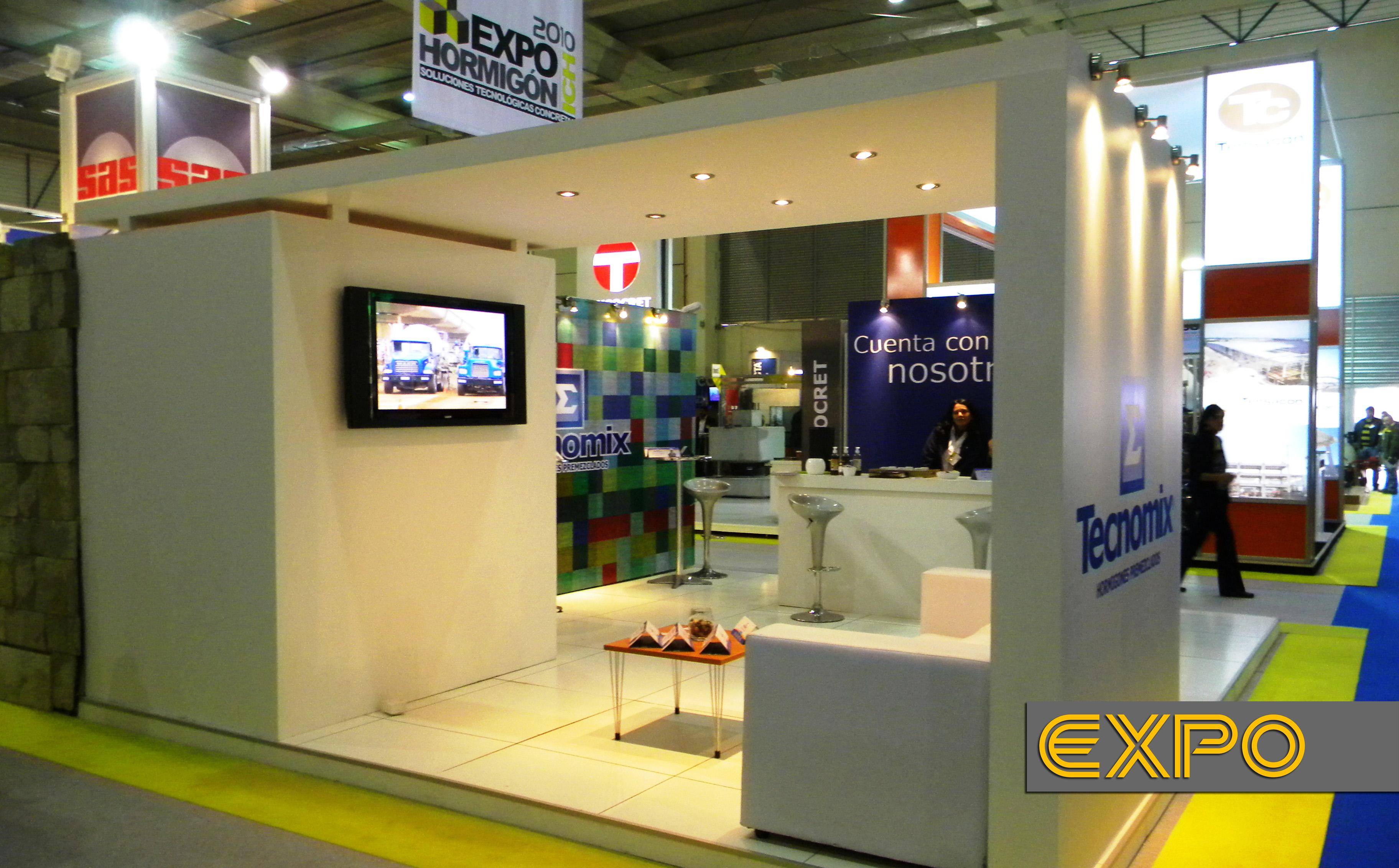 Tecnomix - Edifica 2010