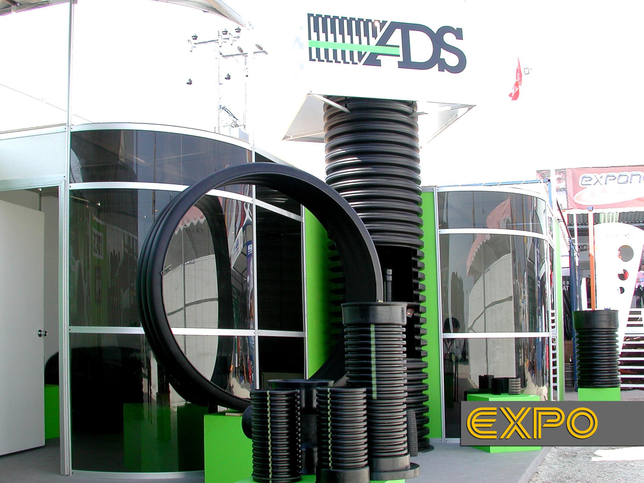 ADS Conexiones - Expomin 2004