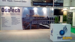 Stand Odotech - Expo AmbientAL 2013