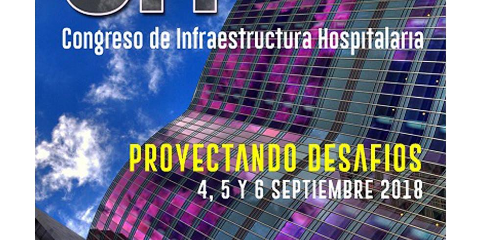 Congreso de Infraestructura Hospitalaria 2018