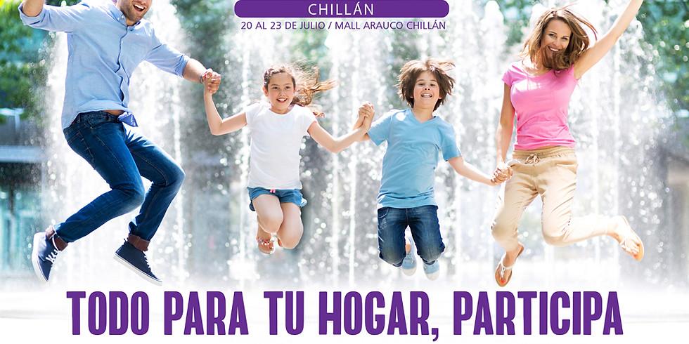Expo Hogar Chillán 2018