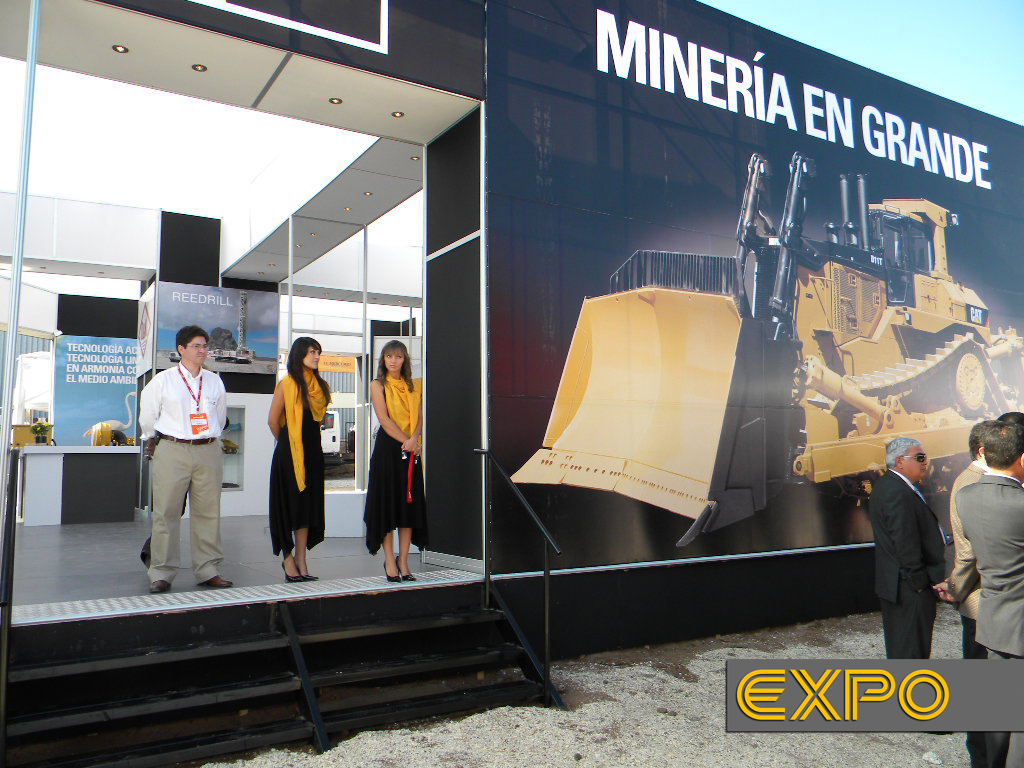 Finning CAT - Exponor 2009
