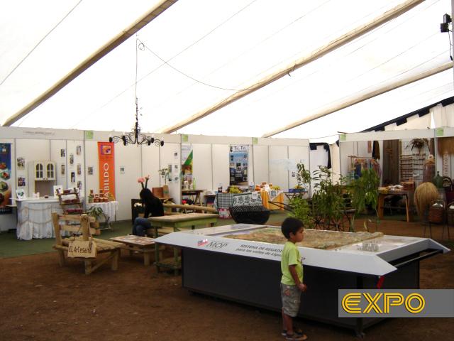 Feria del Tejido 2007 - La Ligua
