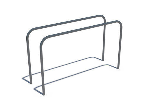 K-008: Curved Parallel Bars