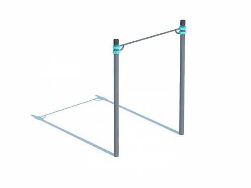 K-007-1: Outdoor Freestyle Pull-Up Bar
