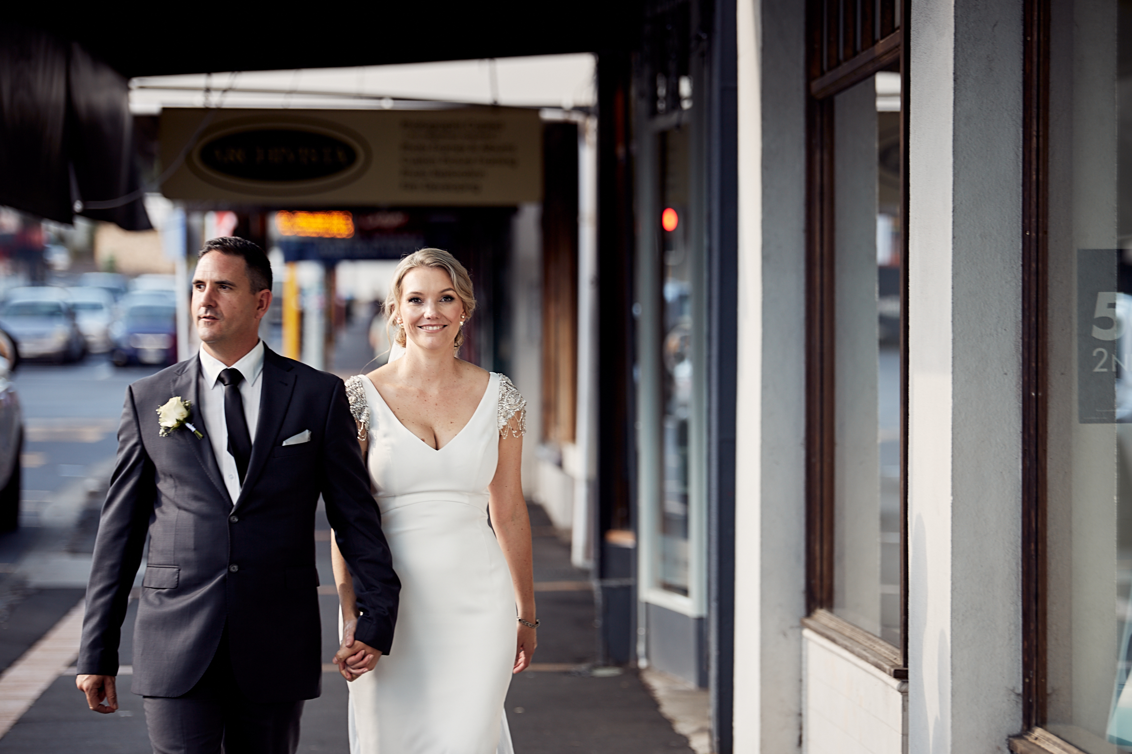 Mt Eden wedding