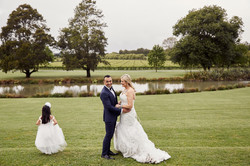 wedding photographers Villa Maria