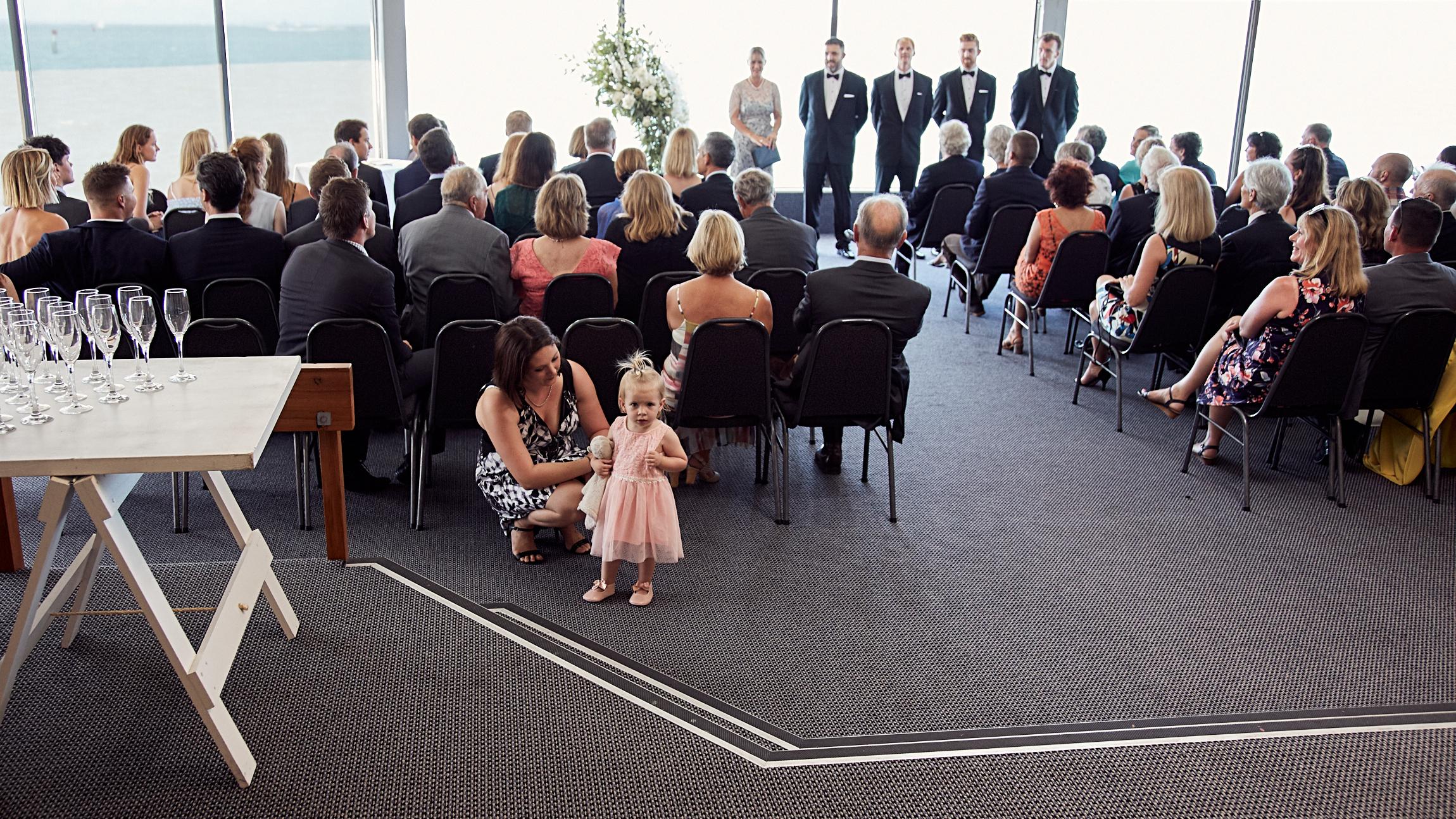 Five Knots wedding venue